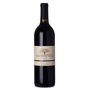 Burnside Road Burnside Road Zinfandel 2014  Sonoma, California