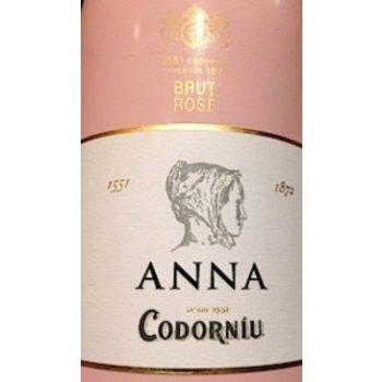 Codorniu Codorniu Anna de Codorniu Cava Brut Rose   Penedès, Spain