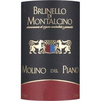 Molino Del Piano Molino Del Piano Brunello Di-Montalcino 2010  Tuscany, Italy