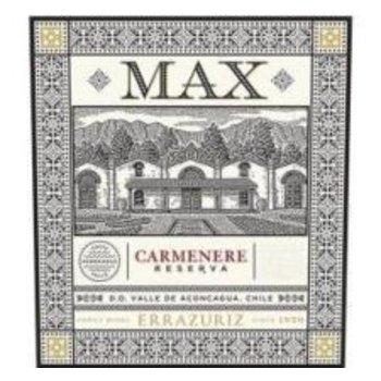 Errazuriz Errazuriz Max Reserve Carmenere 2014  91pts-JS