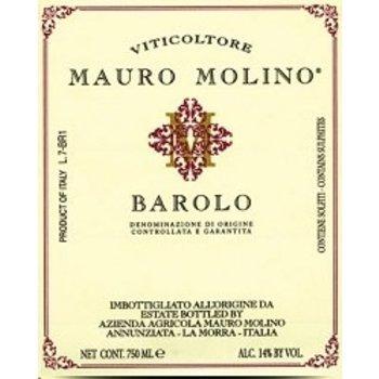 Viticoltore Mauro Molino Barolo 2012  Piedmont, Italy  90pts-JS
