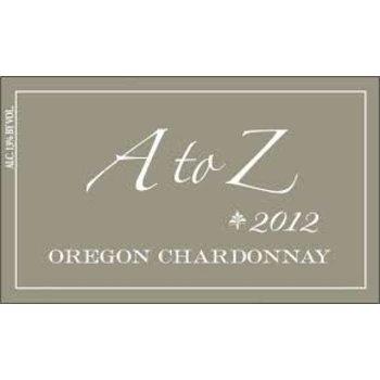 A to Z A to Z Chardonnay 2014<br />