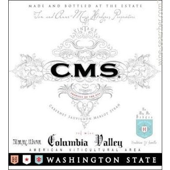 Hedges Hedges Family Estate CMS Red Blend 2014<br />