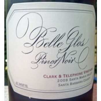 Belle Glos Belle Glos Clark &amp; Telephone Pinot Noir 2015<br />California
