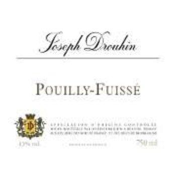 Drouhin Joseph Drouhin Pouilly Fuisse 2015<br />Burgundy, France