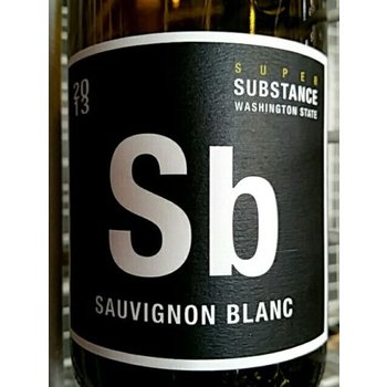 Charles Smith Charles Smith Wines of Substance Super Substance Sauvignon Blanc 2014  Columbia Valley, Washington 91pts-WA