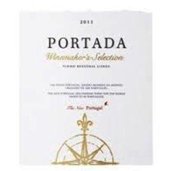 DFJ Vinhos Portada Winemaker's Selection Red 2011  Lisboa, Spain 91pts-WE