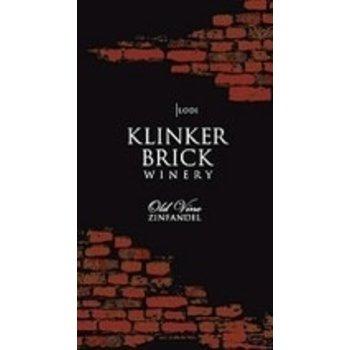 Klinker Brick Klinker Brick Old Vine Zinfandel 2014   <br /> Lodi, California