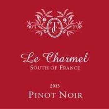 Le Charmel Le Charmel Pinot Noir 2014  South of France