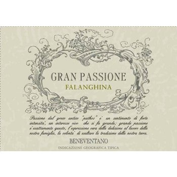 Gran Passione Gran Passione Falanghina 2014<br />Campania, Italy