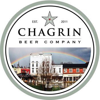 Chagrin Brewing Company Chagrin Beer Company Chagrin IPA  India Pale Ale 1 Pint, 6 Fl. Onces<br /> Ohio