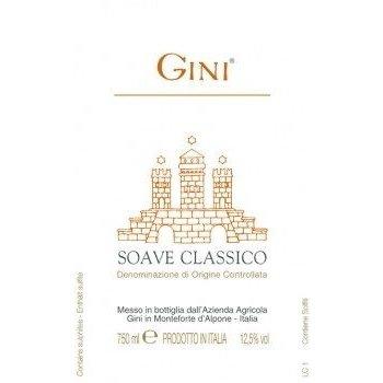 Gini Soave Classico 2015  Italy  90pts-WE
