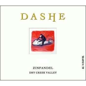 Dashe Dashe Dry Creek Zinfandel 2014<br />