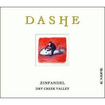 Dashe Dashe Dry Creek Zinfandel 2015<br />Dry Creek Valley, Califronia