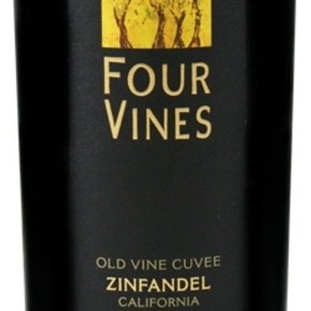 Four Vines Four Vines Old Vines Cuvee Zinfandel 2014<br />