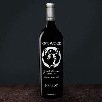 Kenwood Kenwood Jack London Vineyard Merlot 2012  <br /> Sonoma Mountain, Sonoma County, California