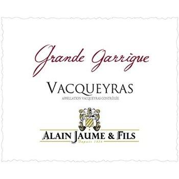 Alain Jaume Alain Jaume Vacueyras Grand Garrigue 2014  Rhone, France
