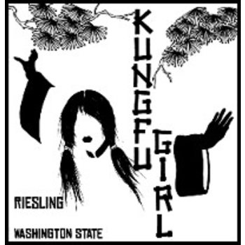 Charles Smith Charles Smith Kung Fu Girl Riesling 2016<br />