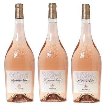 Ch D&#039;Esclans Ch D&#039; Esclans Whispering Angel Rose 2016  1.5Liter<br />Provence, France