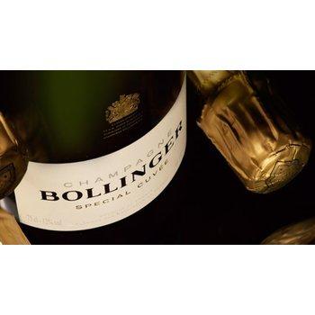 Bollinger Bollinger Special Cuvee Non-Vintage Brut Champagne<br />Champagne, France<br />WS 94 pts