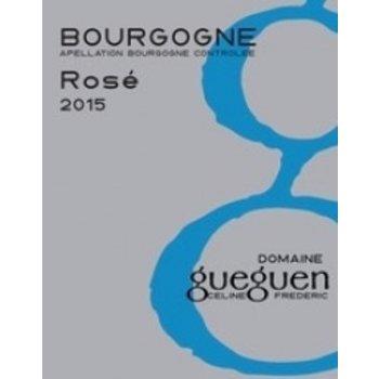 Domaine Gueguen Domaine Gueguen Rose 2016 Burgundy, France