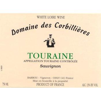 Dm Corbillieres Domaine des Corbillieres Touraine Sauvignon Blanc 2016<br />Loire, France