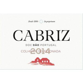 2014 Quinta de Cabriz Dao Colheita Seleccionada<br /> Dão, Portugal<br /> #46 Wine Spectator Top 100 of 2016  90pts-WS