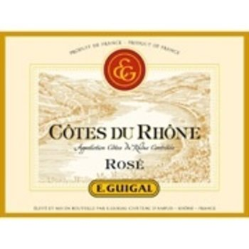 Guigal E. Guigal Cote du Rhone Rose 2016<br />Rhone, France