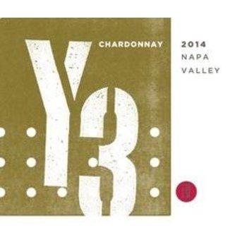 Jax Vine Jax Vineyard Y3 Chardonnay 2014 Napa, California