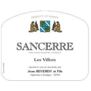 Dm Reverdy Domaine Jean Reverdy Les Villots Sancerre Rose 2016  <br /> Loire. France