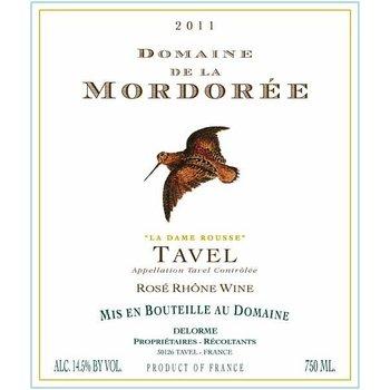 Dm Mordoree Domaine De La Mordoree Tavel Rose, La Dame Rousse 2016<br />Rhone, France