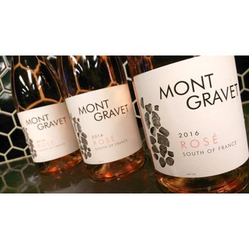 Mont Gravet Mont Gravet Rose 2016 <br /> Southwest, France