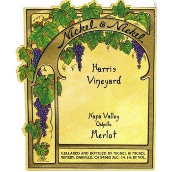 Nickel &amp; Nickel Nickel &amp; Nickel Harris Vineyards Merlot 2014<br />Napa, California