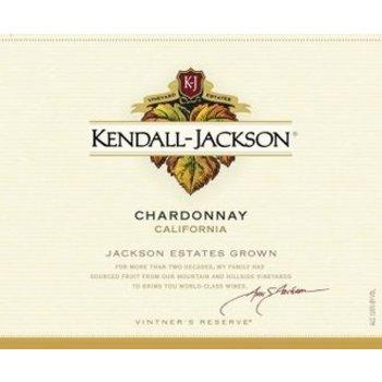 Kendall Jackson Kendall Jackson Chardonnay 375ml  2015<br />California