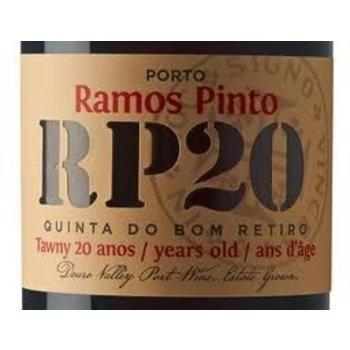 Ramos-Pinto Ramos Pinot 20 year Tawny Bom Retiro<br />WS 93 pts.