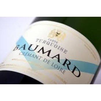 Baumard Baumard Cremant de Loire &quot;Carte Turquoise&quot; Sparkling <br />Loire, France