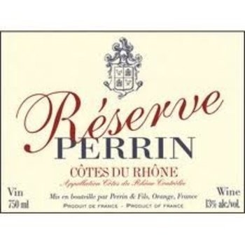 Perrin Perrin Reserve Cote-Du-Rhone Rouge 2015<br />Rhone, France