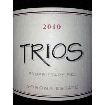 B Wise Vineyard B Wise Vineyard Trios Proprietary Red 2014    <br /> Sonoma, California