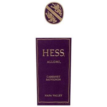 Hess Hess Allomi Cabernet Sauvignon Napa 2014<br />Napa, California