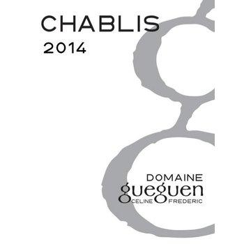 Domaine Gueguen Domiane Gueguen Chablis 2015 Burgundy, France