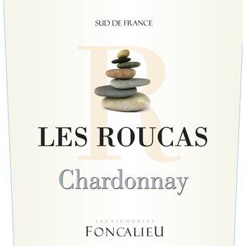 Foncalieu Foncalieu Les Roucas Chardonnay 2016<br /> Languedoc, France