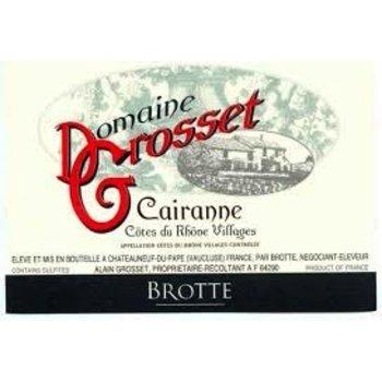 Brotte Brotte Domaine Grosset Cairanne 2013 <br /> Cotes de Rhone Village, France