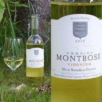 Montrose Domaine Montrose Viognier 2015 Cotes de Thongue/Languedoc, France