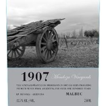 Mendoza Vineyards Mendoza Vineyards 1907 Malbec 2014<br />