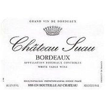 Ch Suau Ch Suau Bordeaux Blanc 2016 Bordeaux, France