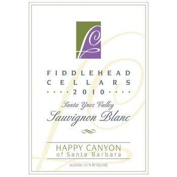 FiddleHead Cellars Fiddlehead Cellars Happy Canyon Sauvignon Blanc 2013<br />Santa Barbara, California<br />90pts-V