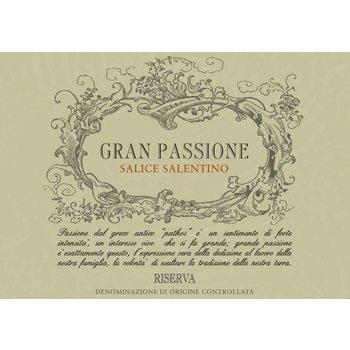 Gran Passione Gran Passione Salice Salentino Riserva 2013<br />Puglia, Italy