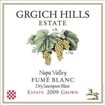 Grgich Hills Grgich Hills Fume Blanc 2014<br />Napa, California<br />Organic