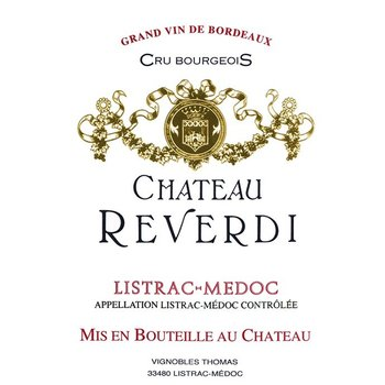 Ch Reverdi Ch Reverdi Listrac-Medoc 2011<br /> Bordeaux, France