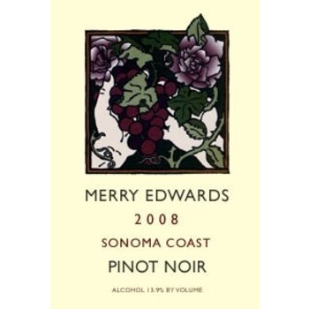 Merry Edwards Merry Edwards Sonoma Coast Pinot Noir 2014<br />